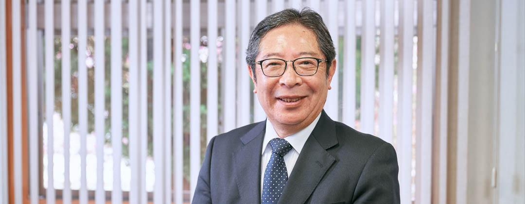 代表取締役社長 松野卓実の写真